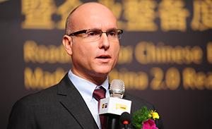 UPS:中国企业物流解决方案供应商